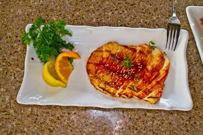 Sapporo Sushi & Steakhouse - Fisherman's Wharf - Monterey, CA, USA