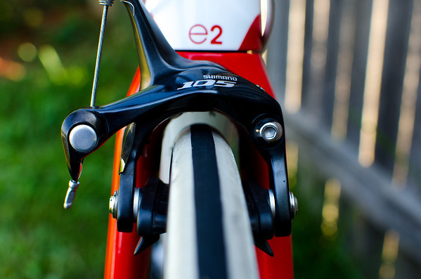 2013 Trek Madone - Front Break