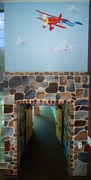 Nursery Entrance