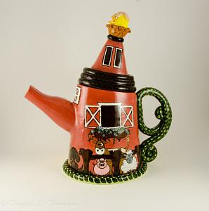 Teapot Claire Kohler 2012