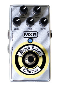 MXR Black Label Chorus