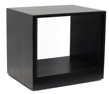 "8 Space (8U) | AudioRax Straight Floor Studio Equipment Rack, 16"" Deep"
