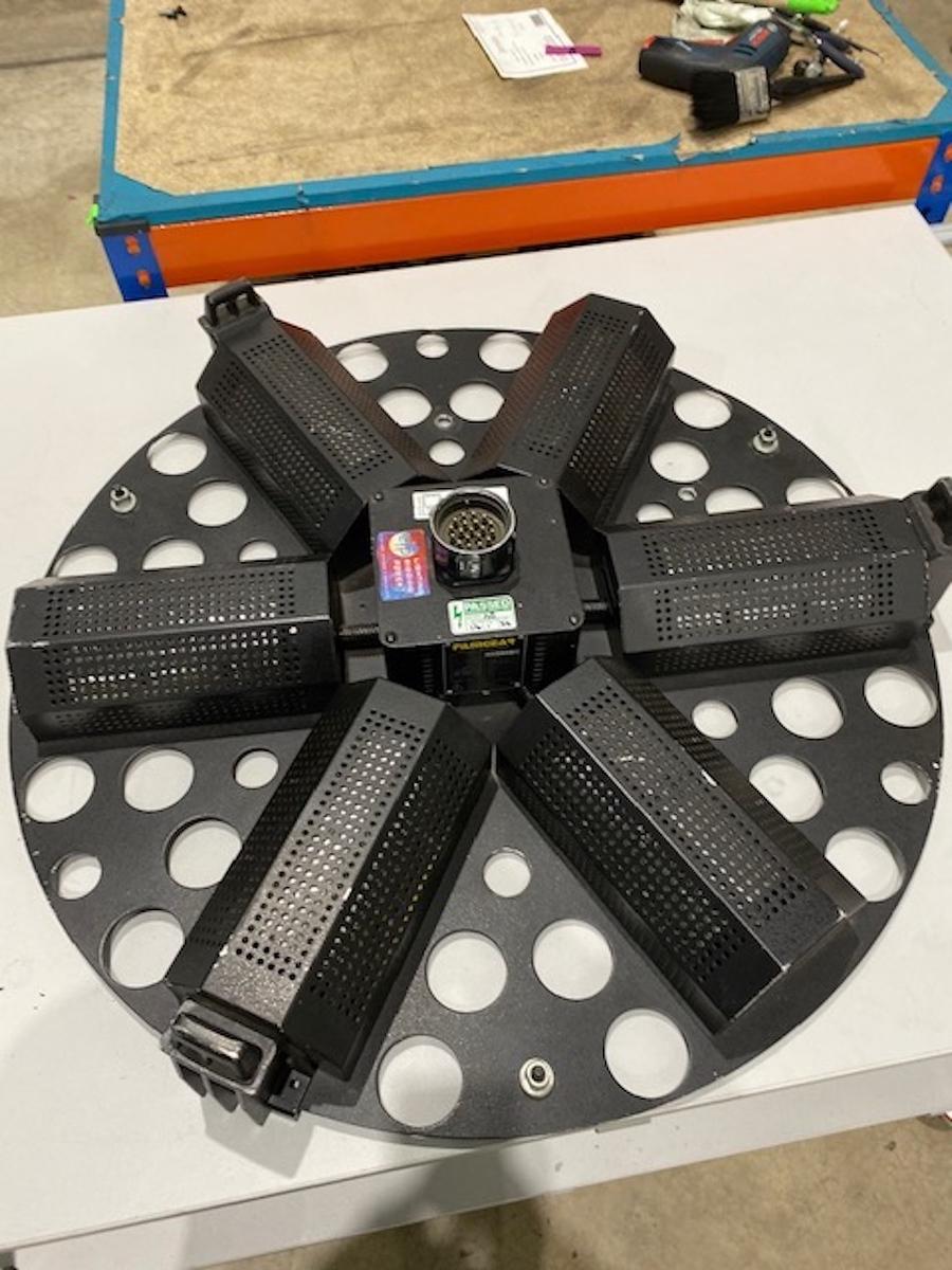 Film Gear Tungsten Space Light 600W