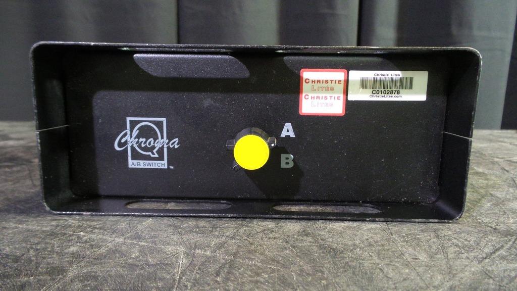 Spectrum 4 Way DMX A/B Switch