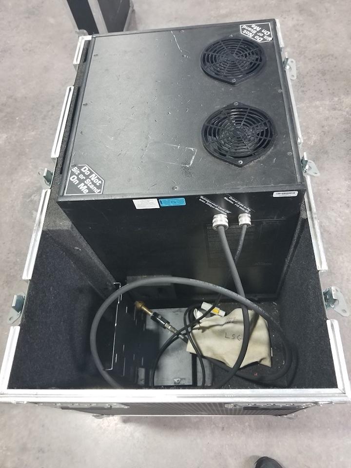 Ultratec FX LSG Combo PFI-9D System in Case