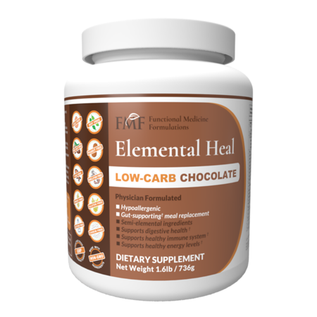 Listener Questions – Probiotics, Anxiety, Libido, Protein Powders, SIBO, Reflux - Elemental Heal LC New M