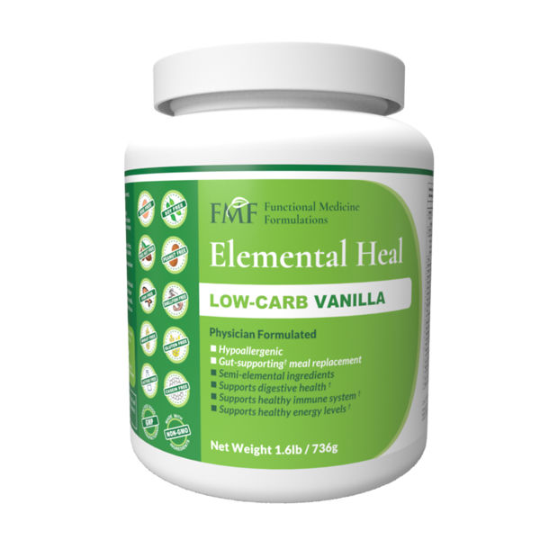 How to Improve Fatigue, SIBO, and Joint Pain in 3 Days - Elemental Heal LC Vanilla L