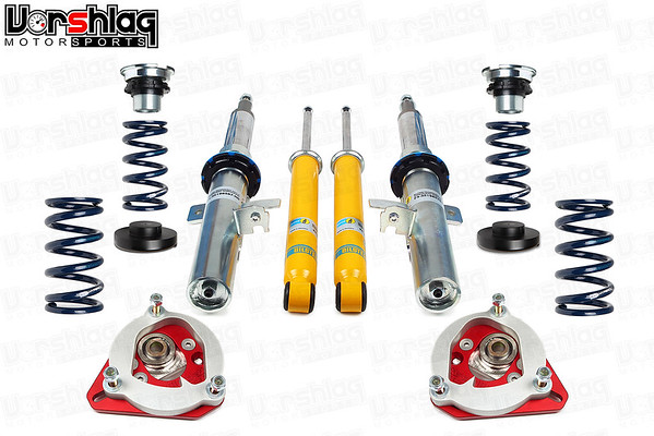 Vorshlag Bilstein PSS9 Kit W/Camberplates for Ford Focus