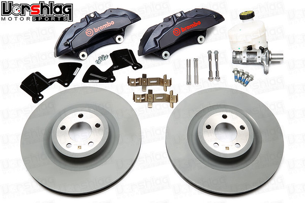 Brembo 6-piston Big Brake Kit for Ford Mustang