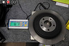 "2013 Ford Mustang GT500 13.8"" diameter rear rotor"