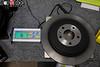 "2013 Ford Mustang GT500 13.8"" diameter rear rotor"