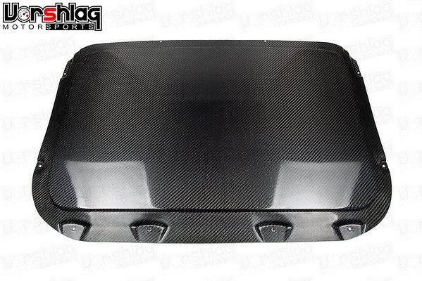 Vorshlag Carbonfiber Sunroof Delete Panel for BMW e46