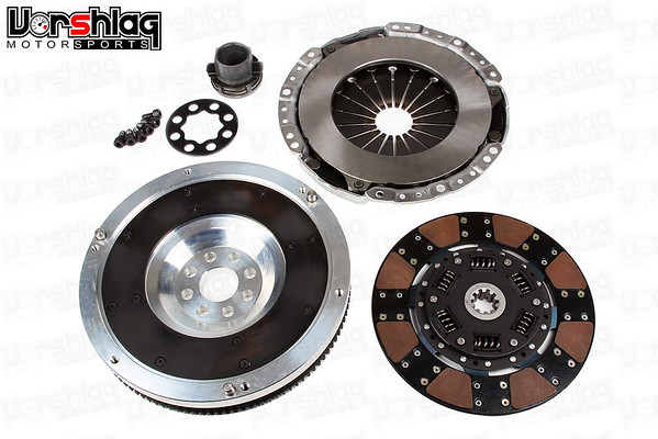 Clutch Masters Flywheel, Pressure Plate & Clutch Kit