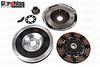 Clutch Masters Flywheel, Pressure Plate & Clutch Kit