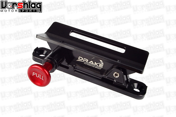 Drake Fire Extinguisher Mount Black
