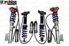 MCS Remote Reservoir 2-Way Adjustable Shocks for S550 Mustang