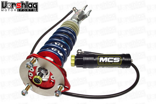MCS Remote Reservoir 2-Way Adjustable Shocks for Mitsubishi Evo