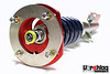 MCS TT2 Front Strut for S197 Mustang, with Vorshlag camber plates and Hyperco Spring