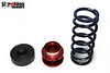 """Vorshlag rear ride height adjuster, S197 chassis adapter, and Hyperco 2.25"""" ID Spring"""