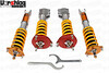 Öhlins Road & Track Coilovers With Vorshlag Camber Plates For Mitsubishi Evo 9
