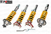 Ohlins Road & Track Coilovers With Vorshlag Camber Plates & Optional Upper Rear OEM Mounts For 2005-2012 Porsche Cayman & Boxster