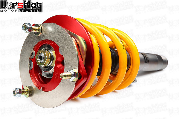 Öhlins Road & Track Coilover With Vorshlag Camber Plates For BMW E46 M3