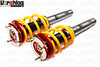 Öhlins Road & Track Coilovers With Vorshlag Camber Plates For BMW E46 M3