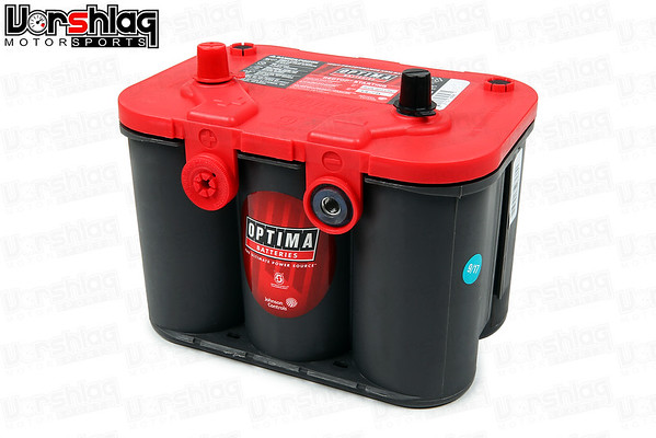 Optima Redtop Group 34/78 AGM Battery