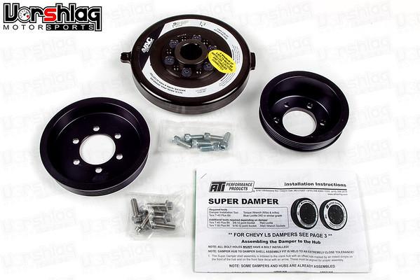 ATI Super Damper (BMW M50/M52/M54/S50us/S52us)