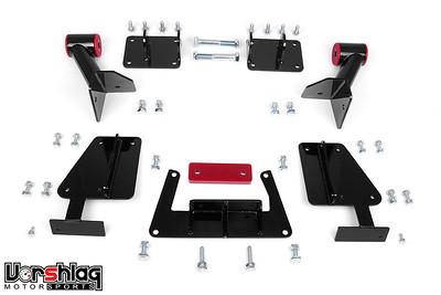 Vorshlag BRZ/FR-S LS1 Swap Kit Parts Gallery