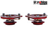 Vorshlag aluminum camber - caster plates and upper spring perches (60mm coilover) for BMW E36 chassis