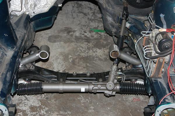 Vorshlag E36 LS1 Swap Kit Parts Gallery - vorshlag