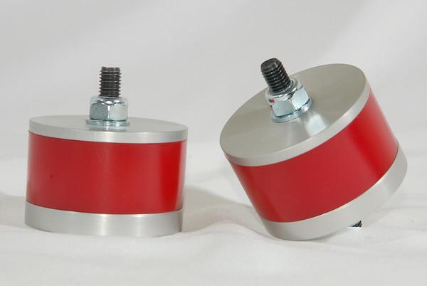 Vorshlag E30-M20 motor mounts in Polyurethane (95A)