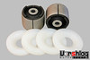 "OEM style replacement bushings for the E36 and E46 chassis ""RTAB"" + Vorshlag RTAB Limiters"