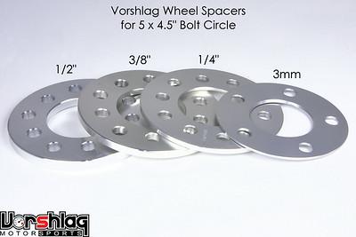 Vorshlag Wheel Spacers Gallery