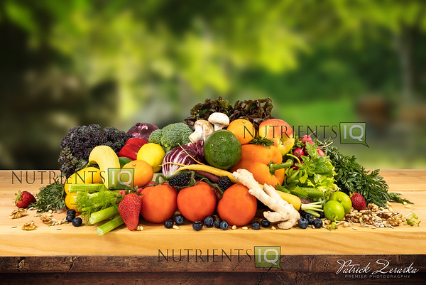 Organic Vegitables Living Food Lifestyle Medicine Micro Nutrients