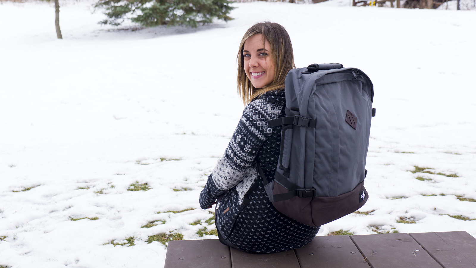 CabinZero Backpack - Our Favorite Carry On Luggage