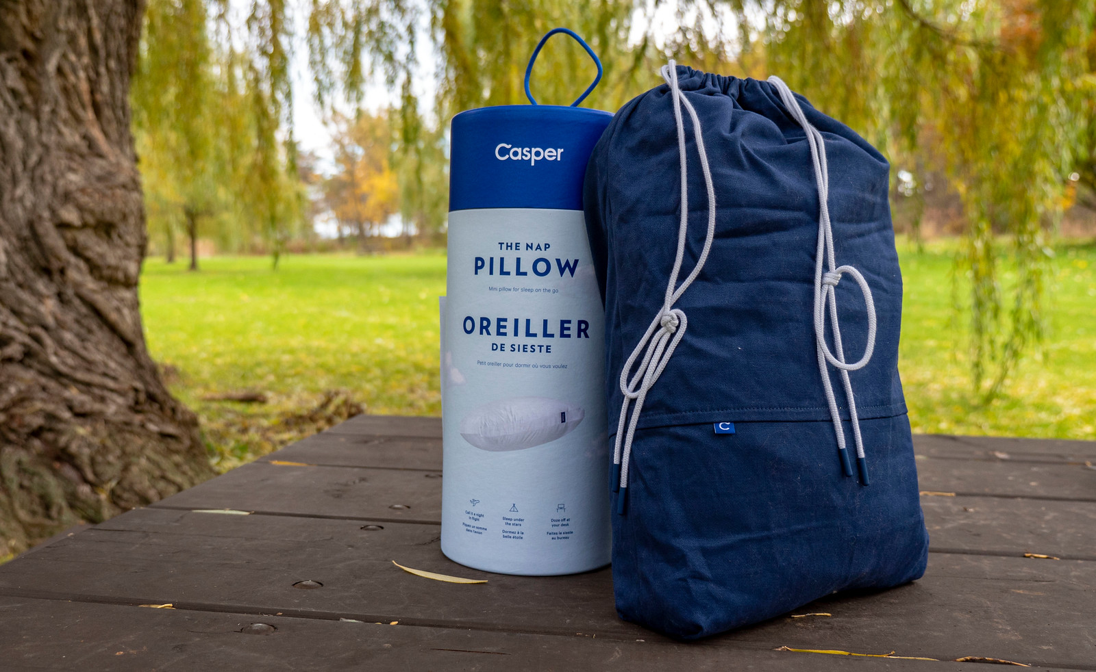Travel Gifts for Frequent Flyers - Casper Nap Pillow