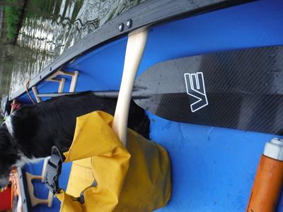 Vertical Element VE Paddles For Paddler