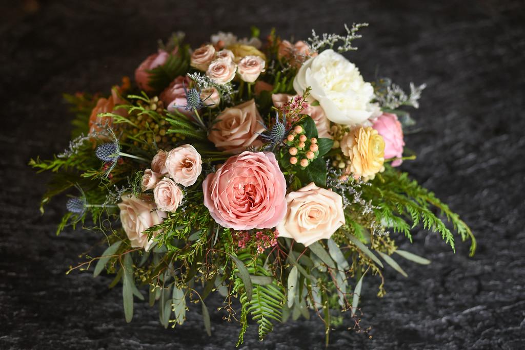 Bouquet Valley Blooms Wedding Bouquet