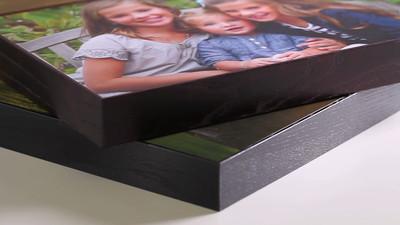 Framed - Box Frame & Mounted Print