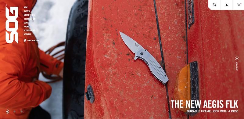 SOG Knives and Tools