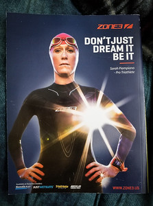 FULL PAGE AD - TRIATHLETE MAGAZINE