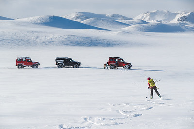 Patagonia + Arctic Extreme