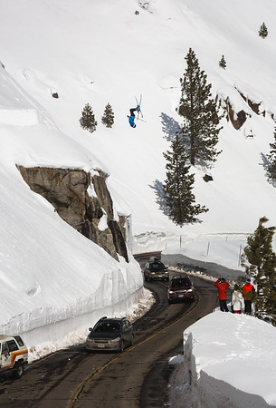Donner Pass Road Gap