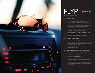 FLYP Feature Sheet