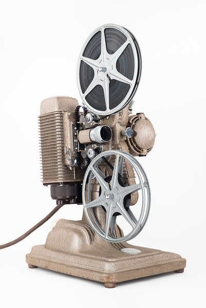 Vintage 8mm Film Projector