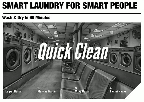 Quick Clean - laundary services