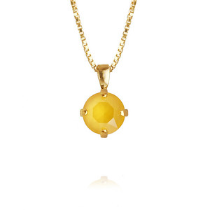 Classic Petite Necklace / Buttercup