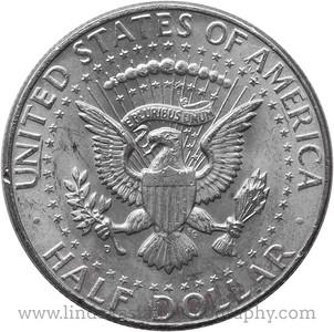 Half Dollar 1964